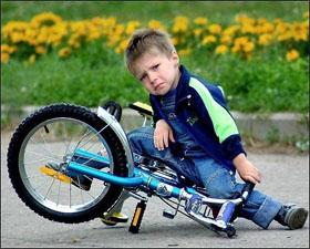 Анализ детского дорожно-транспортного травматизма в Московской области  за 2 месяца 2016 года