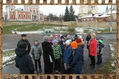 Пешеходная экскурсия по Серпухову 5в